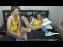 cfnm_handjob_2_girls_use_their_hand_domination
