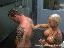 TV-Big-Brother-Germany-tatooed-girl-washes-fully-naked-male-roommate