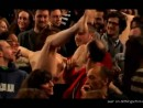 Parterre-nude-crowd-surfing-performance-art-cfnm