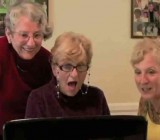 3 grannies react to video of big black cock porn