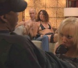 PB Swing 107 - Amateur couples watch girls give blowjobs