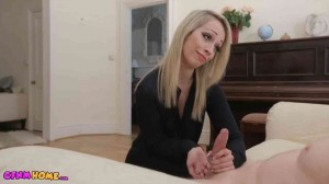 CFNM Home - Innocent Chessie Can't Resist A Naked Man3
