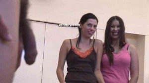 CFNM dancing 002