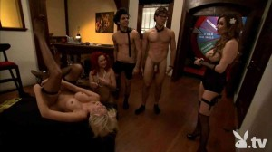 Foursome S05E06 CFNM scenes