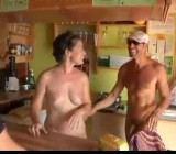 True - CFNM interviews with a nudist family & friends1