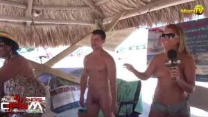 Jenny Scordamaglia interviews Go Topless Day 2014 attendees - pt 2