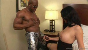 SITHXXX-Amateur girl Madison Rose sucks off a private black male stripper94