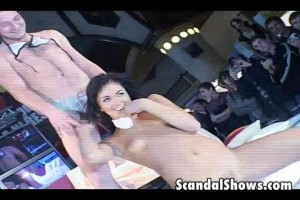 SSCFNM-Sexy brunette girl getting naughty with male from the crowd5