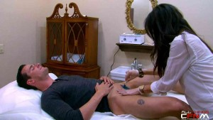 Gigolos - S02E04 Jimmy  gets waxed by hot esthetician2