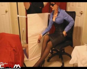 Housewife Mistress tease and denial cock jerking compilation4
