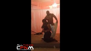Black Male Stripper small party - Ladies watch Fantasy showing off his big dick4