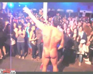Festa della Donna strippers get naked with cute girls at club - Compilation 1-4