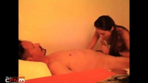 A beautiful Asian masseuse provides rub down with bonus handjob4