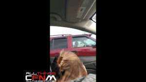 Car CFNM - Motorists watch girl blatantly sucking dick in car.mp4_snapshot_00.25