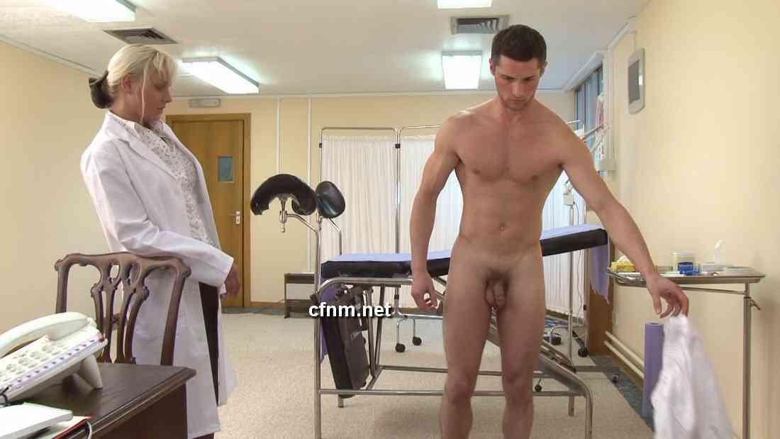 doctor nude patient