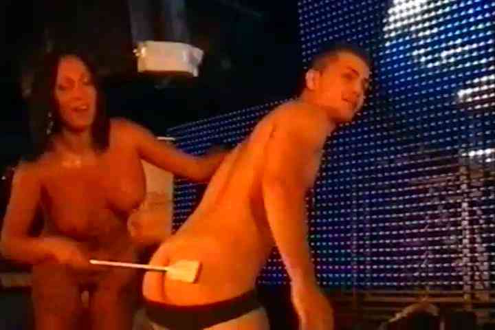 Amateur Guys Getting Stripped  Embarrassed By Females -2353